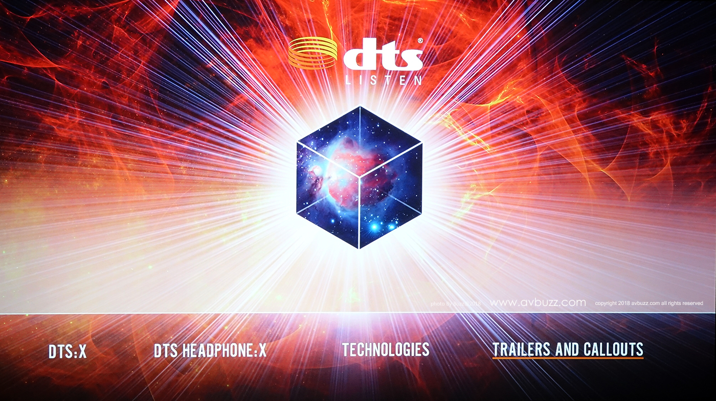 DTS DEMO DISC2018