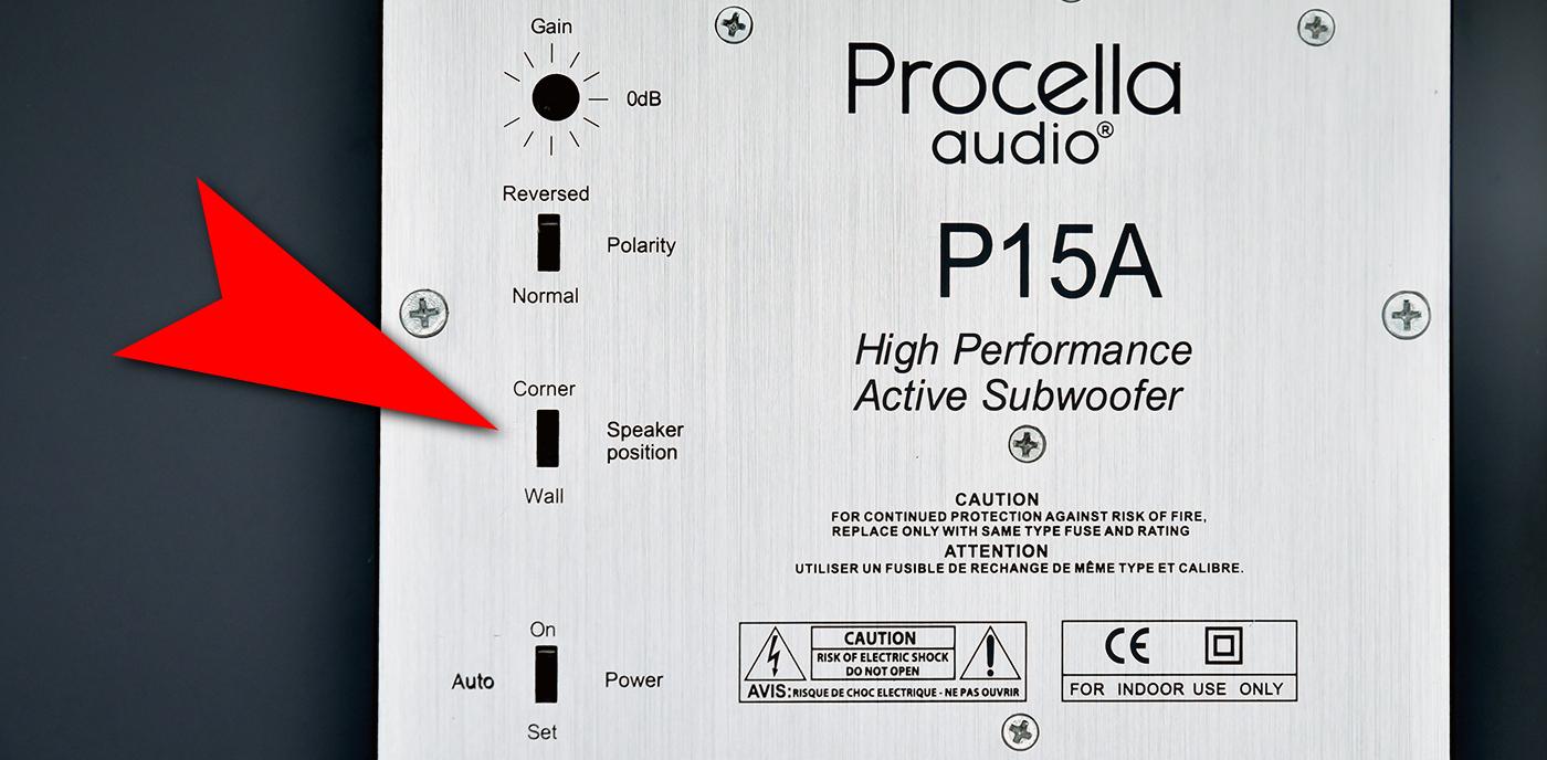Procella Audio P15AD