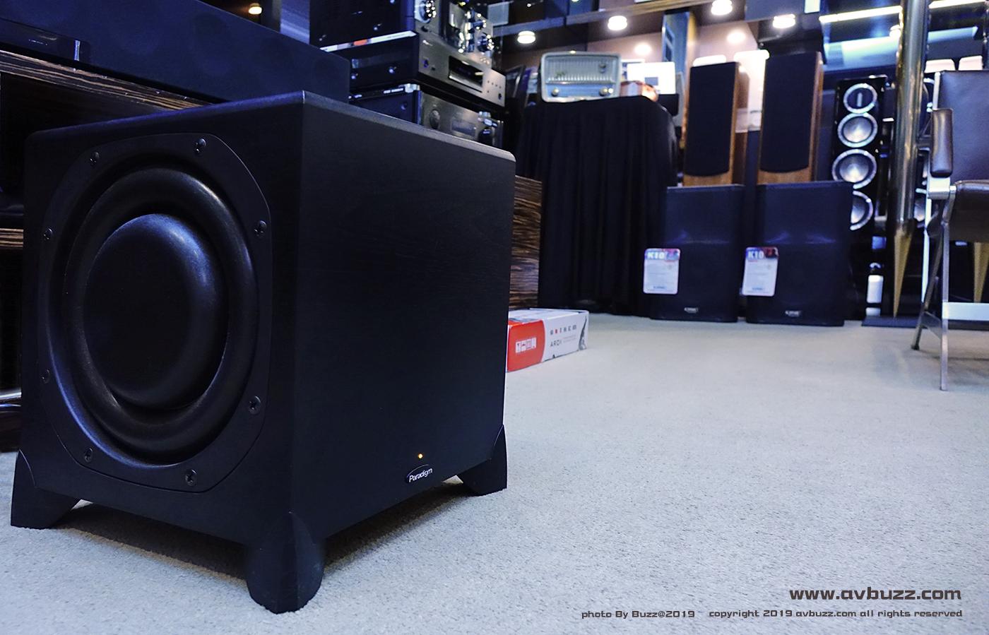 Sennheiser AMBEO Soundbar 009