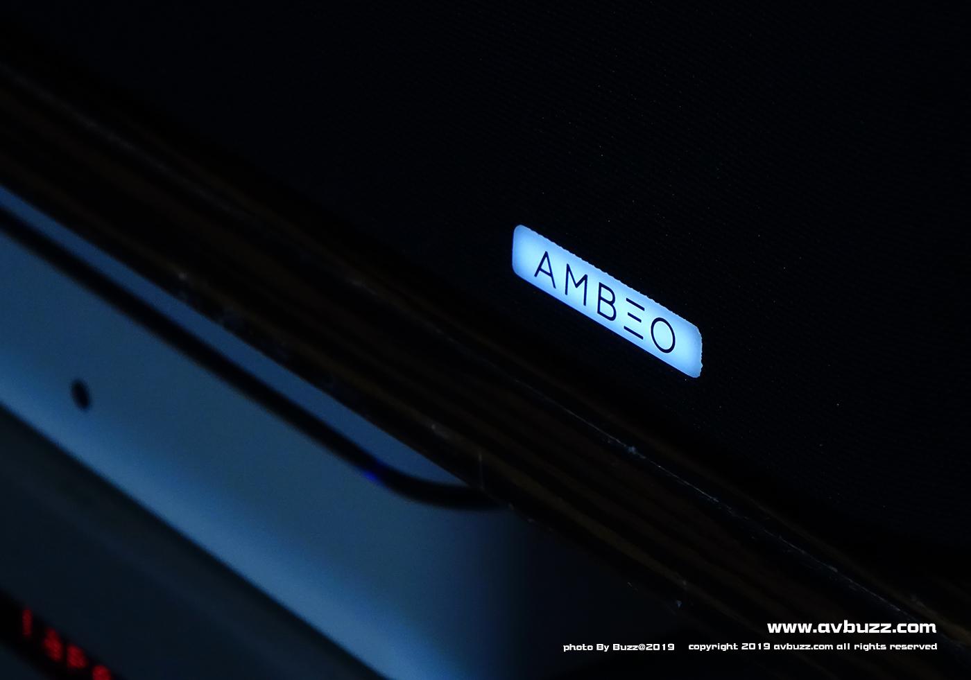 Sennheiser AMBEO Soundbar 012