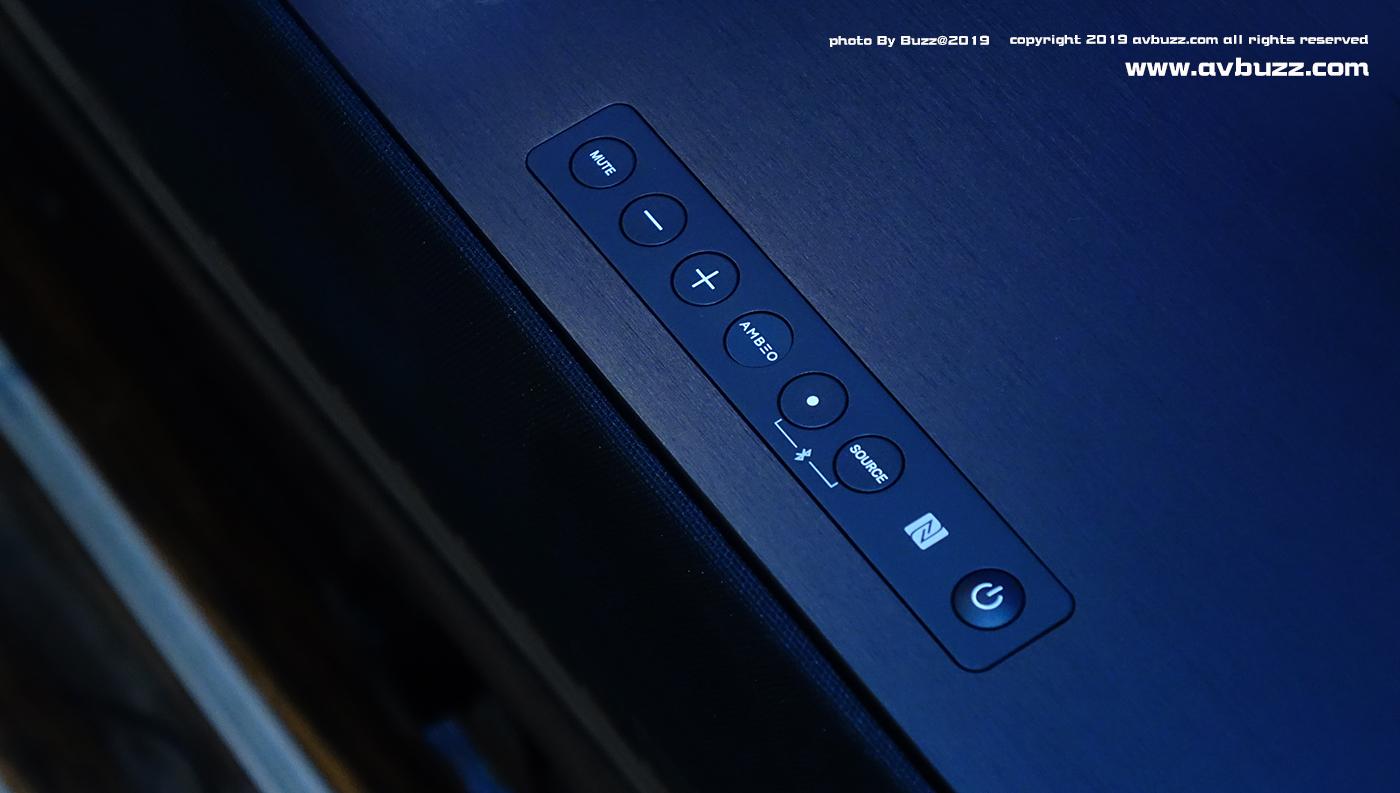 Sennheiser AMBEO Soundbar 013