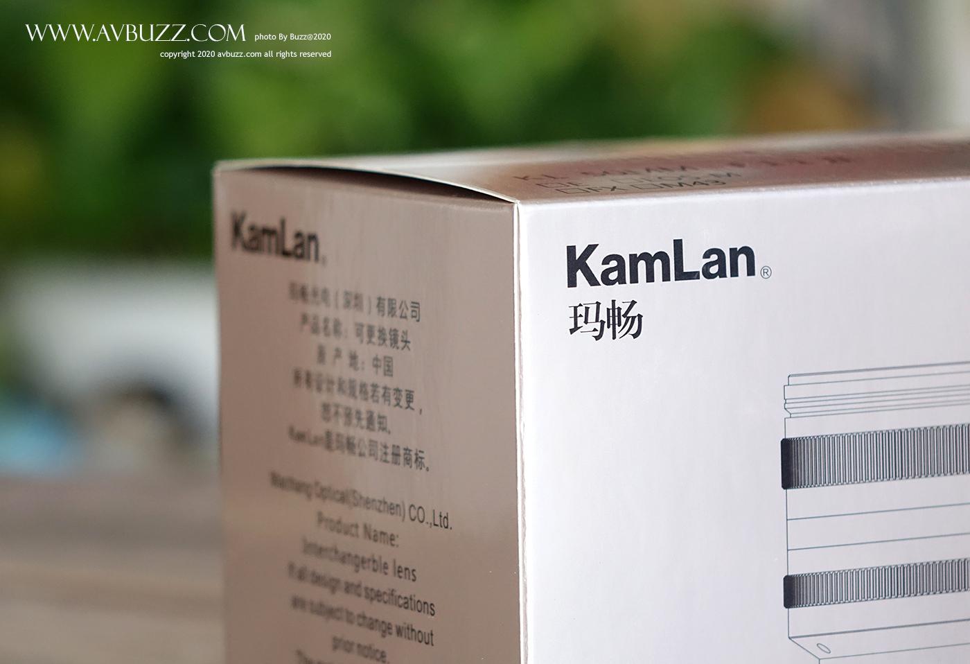 Kamlan 50mm 1.1-S00007