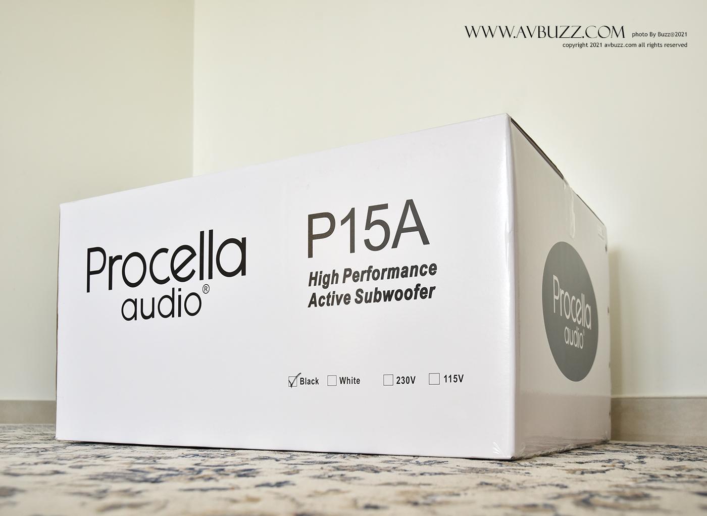 Procella Audio P15A00005