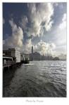封面相片: 維港天空